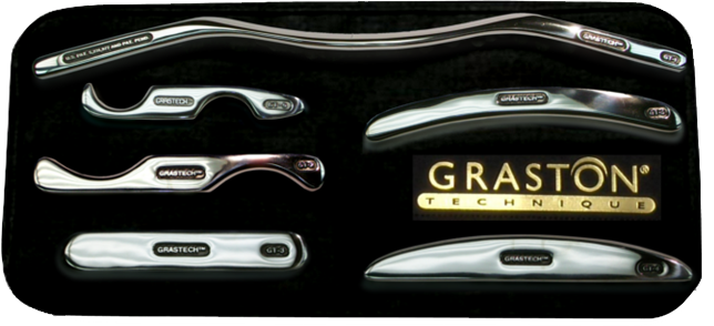 Graston Technique instruments
