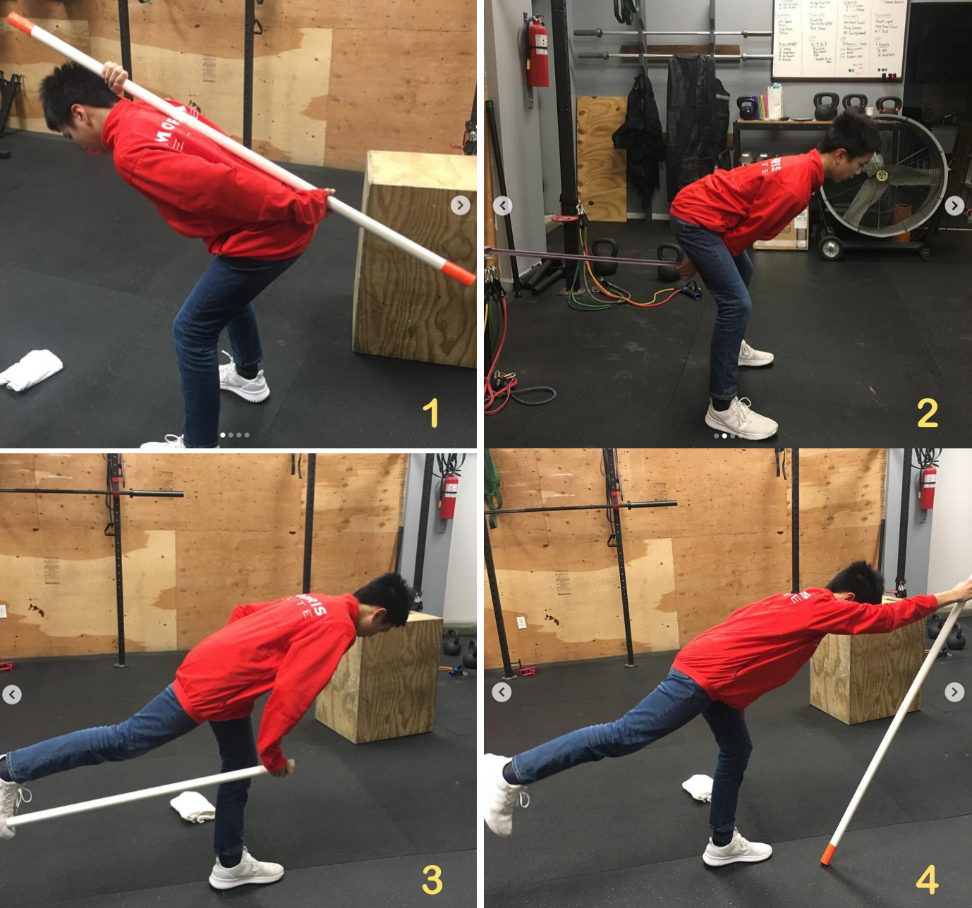 Total-PT Hip Hinge